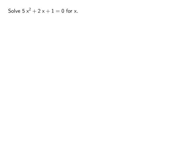 UCSS Math II 3B.2.2 Example 1
