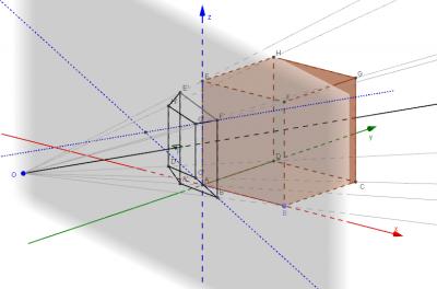 Darstellende Geometrie