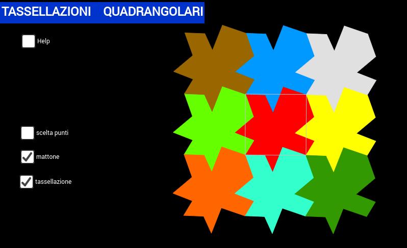 Tassellazioni quadrangolari