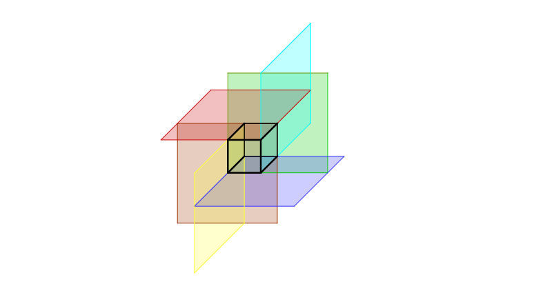 Fermat´s room 3D