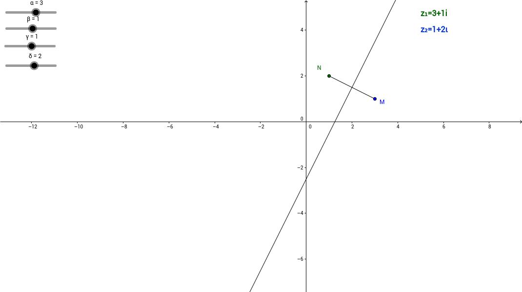 Γεωμετρικός τόπος - Μεσοκάθετος