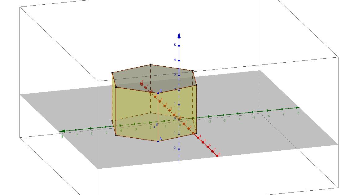 Копия правильная шестиугольная призма