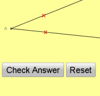 3-4 Construction - Angle Bisector