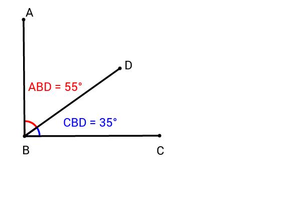 Circle Geometry--Complimentary Angles