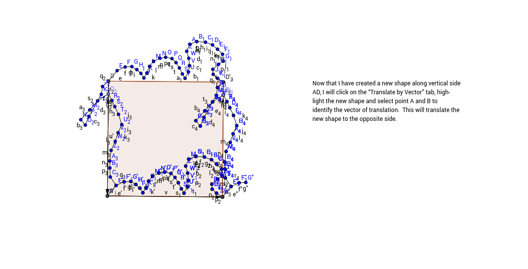 Tessellation 1F