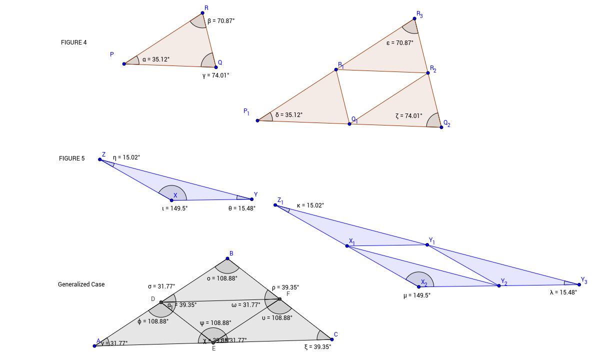 Similar Triangles GeoGebra – Similar Triangles Worksheet