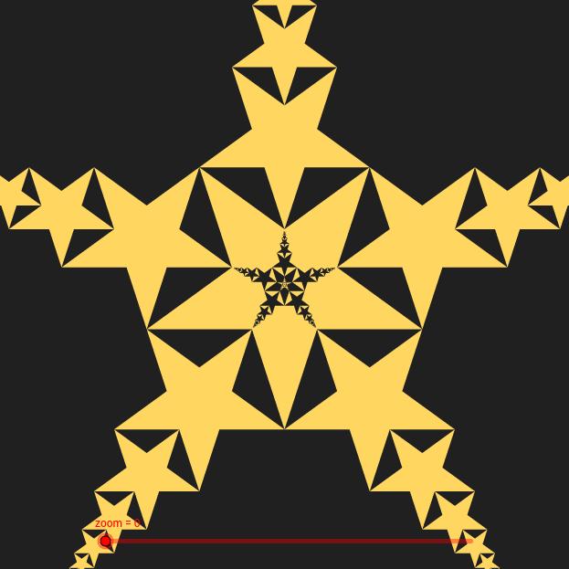 Infinitely many stars