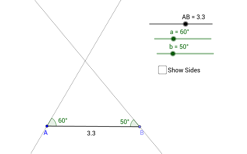 Triangle Congruence - ASA