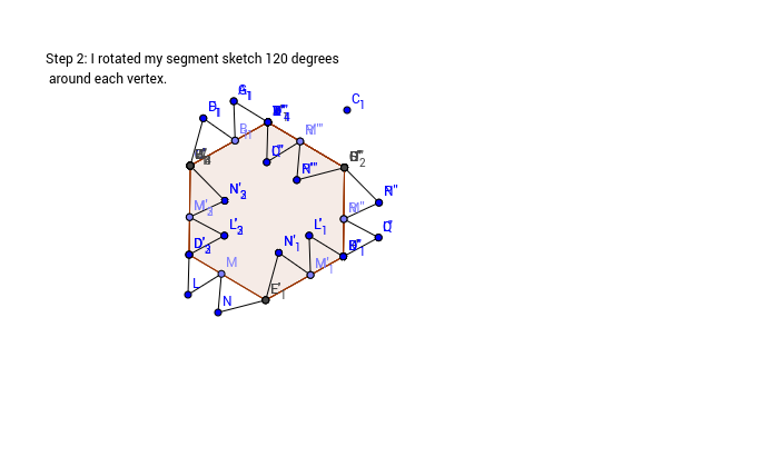 Step 2: Tesselation 1