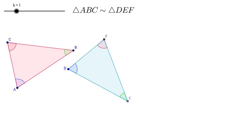 Beste ähnliche Dreiecke Proportionen Arbeitsblatt Zeitgenössisch ...