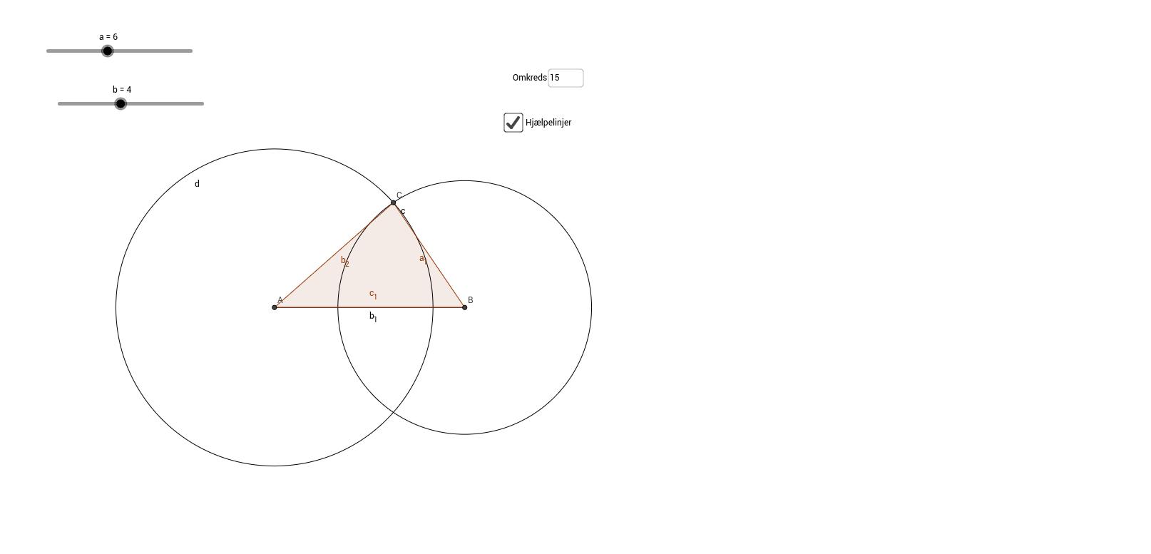 Diofantiske trekanter - kursus