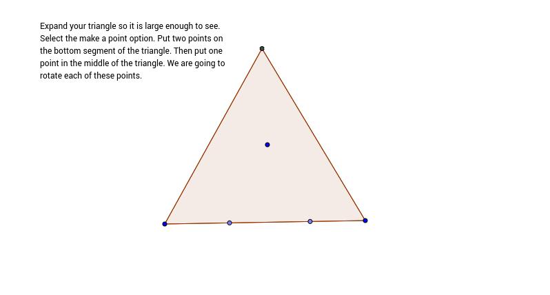 Rotational tesselation