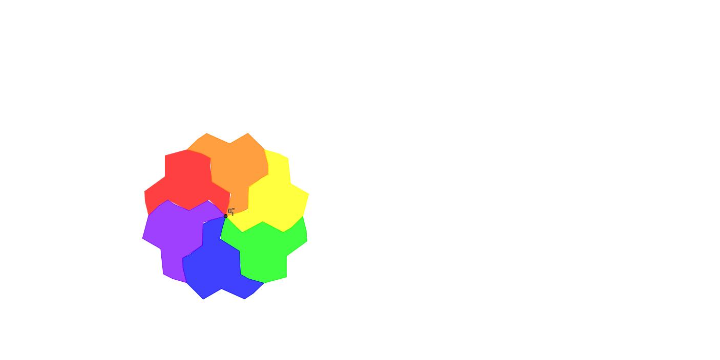 Rotation Tesselation