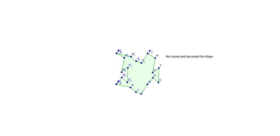 Tessellation Step 5