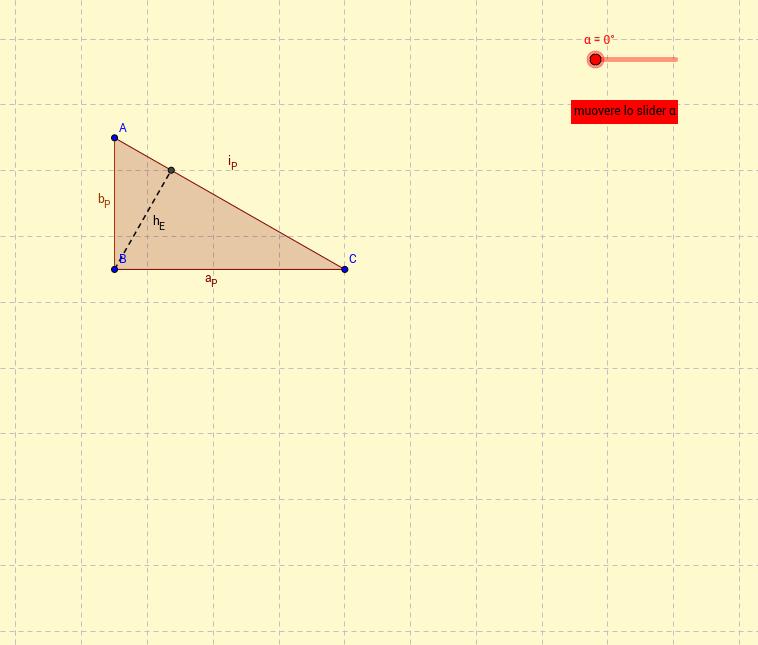 Euclide e il triangolo rettangolo