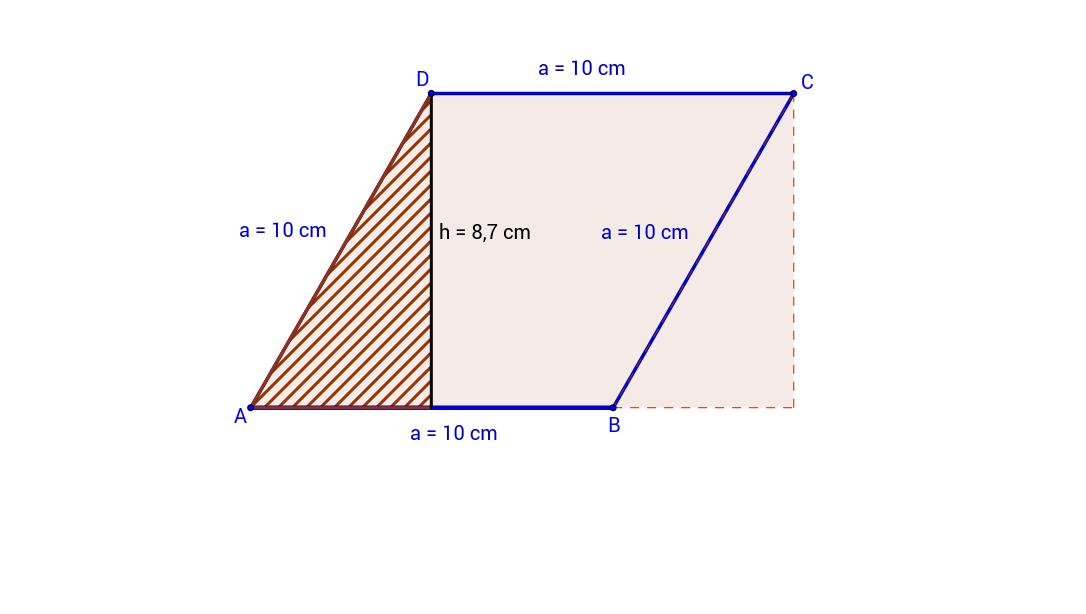 Fläche + Umfang