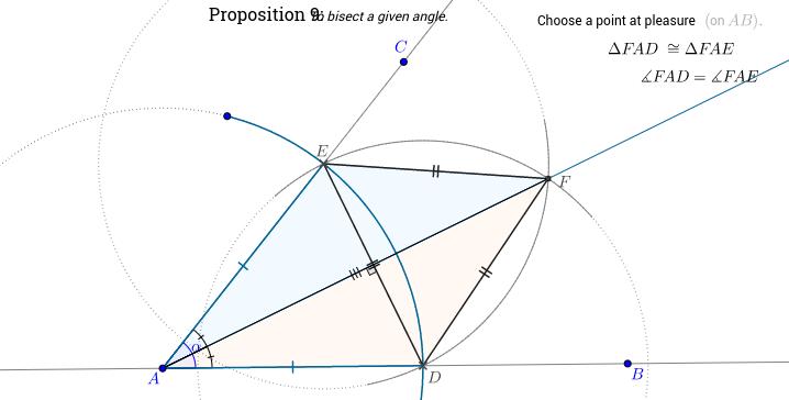 Elements I: Proposition 9