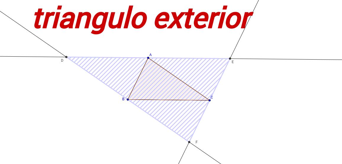 Triangulo Exterior