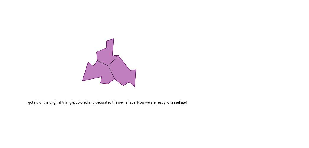 Tessellation 2 F