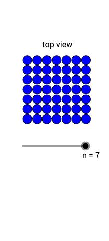 Visual Factorization of n³ - 1