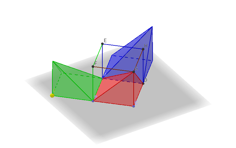 tisect a cube