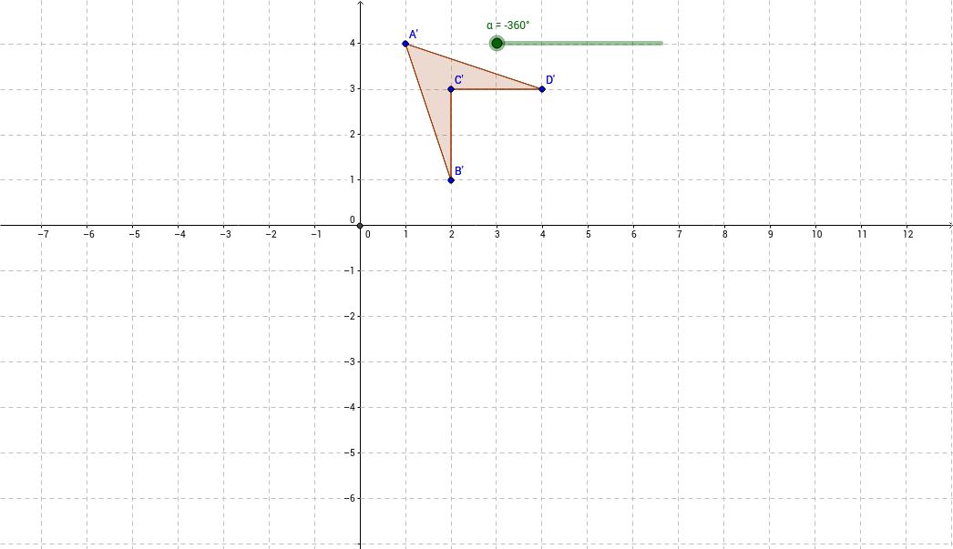 Similar Triangles By Dilation Geogebra