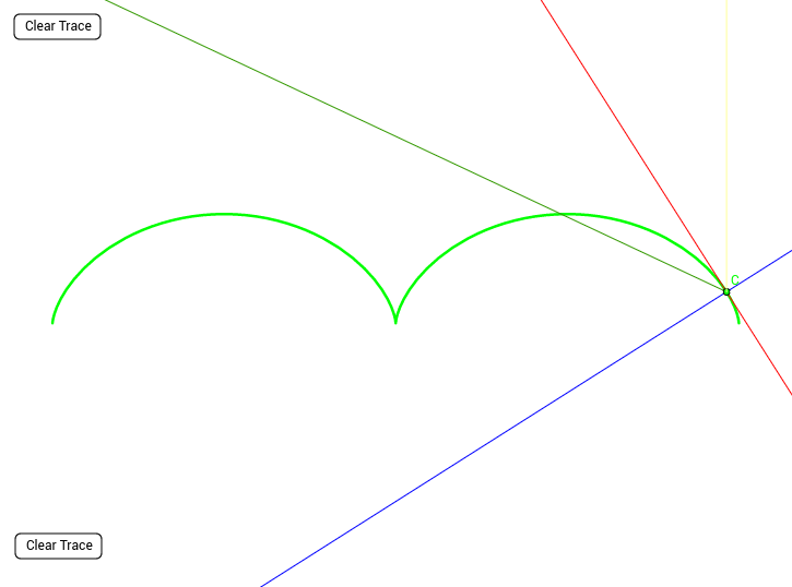 Caustic of a cycloid.