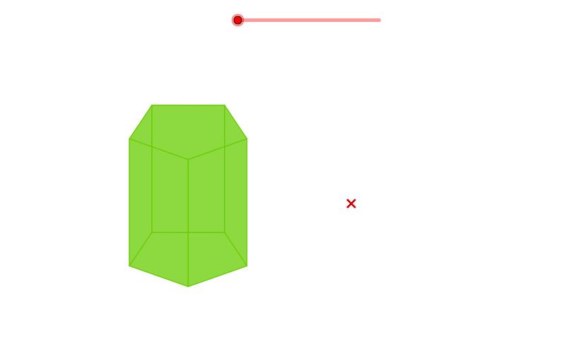 Desenvolupament pla d'un prisma