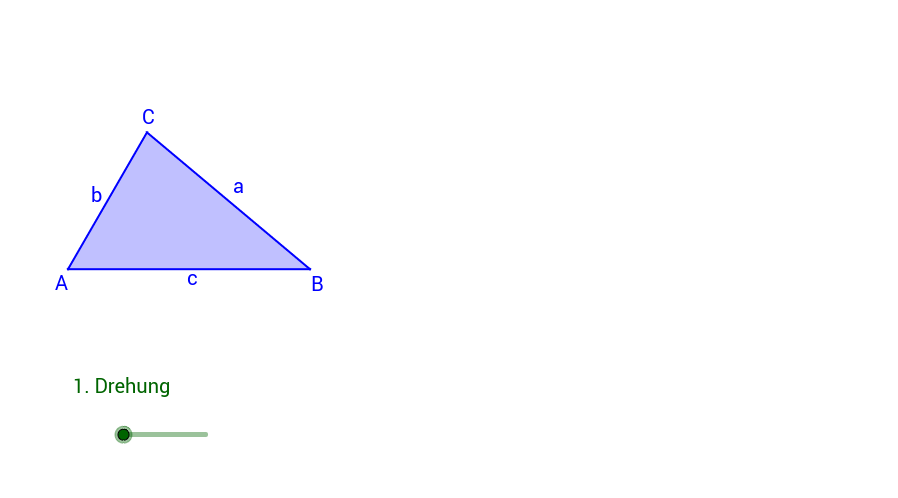 Besondere Punkte im Dreieck