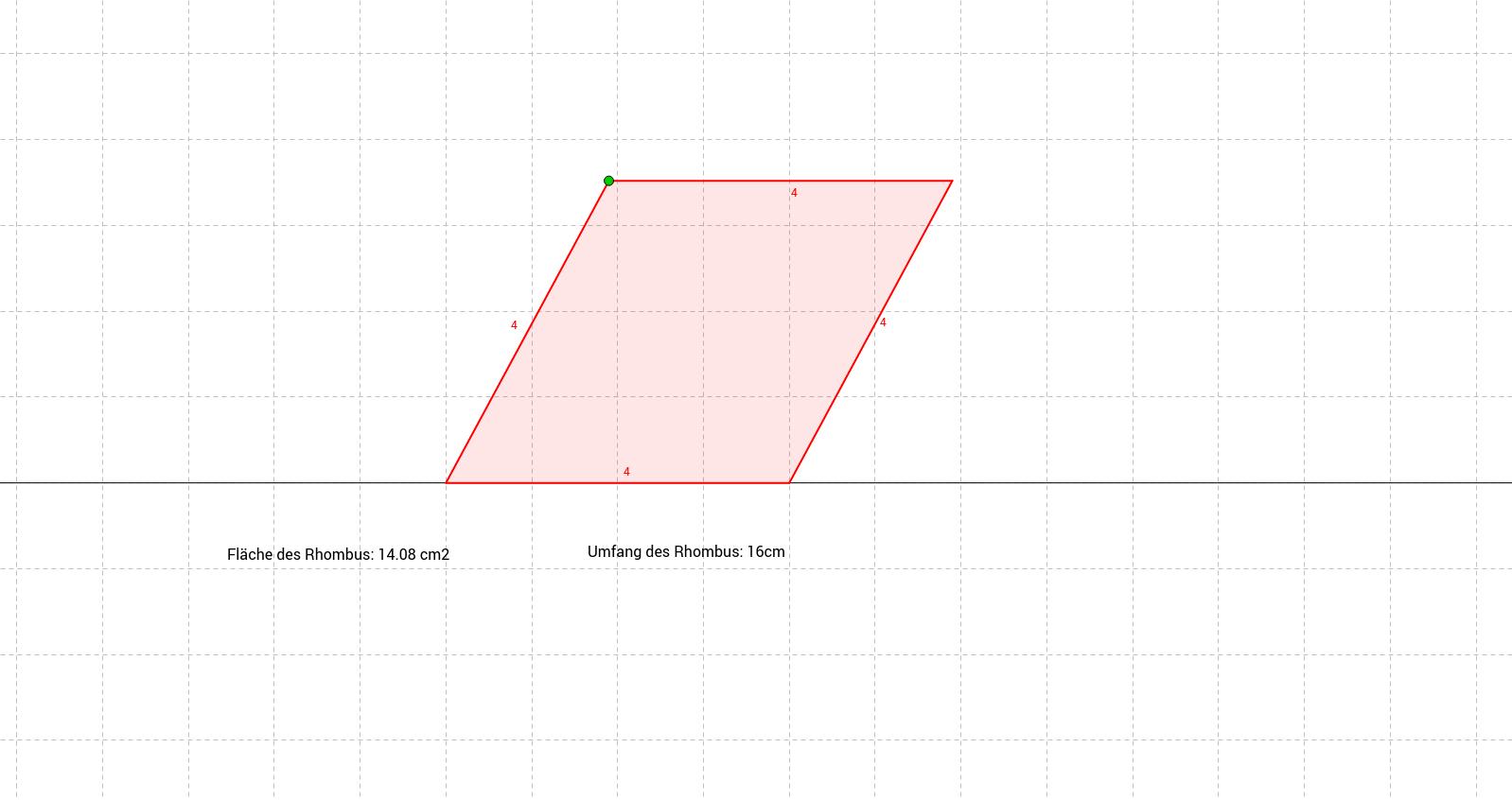 mb1 LU12 Rhomben vergleichen