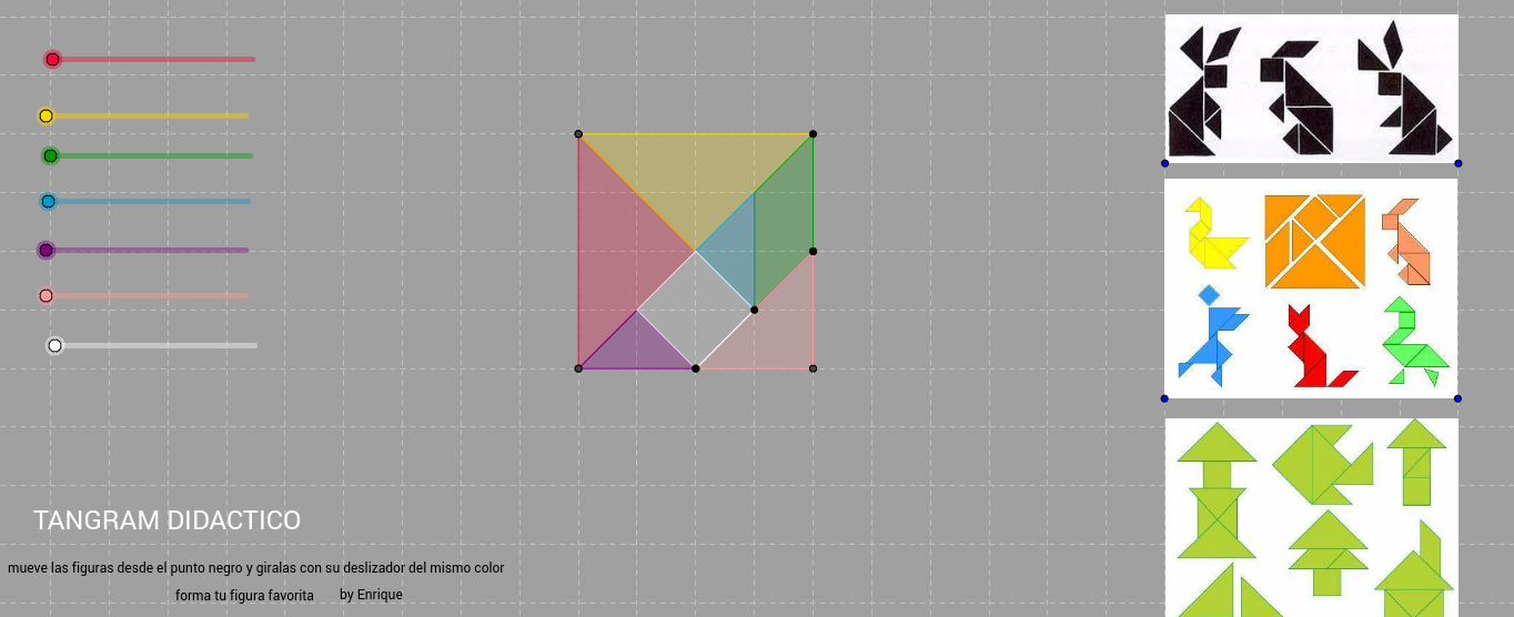 tangram didactico