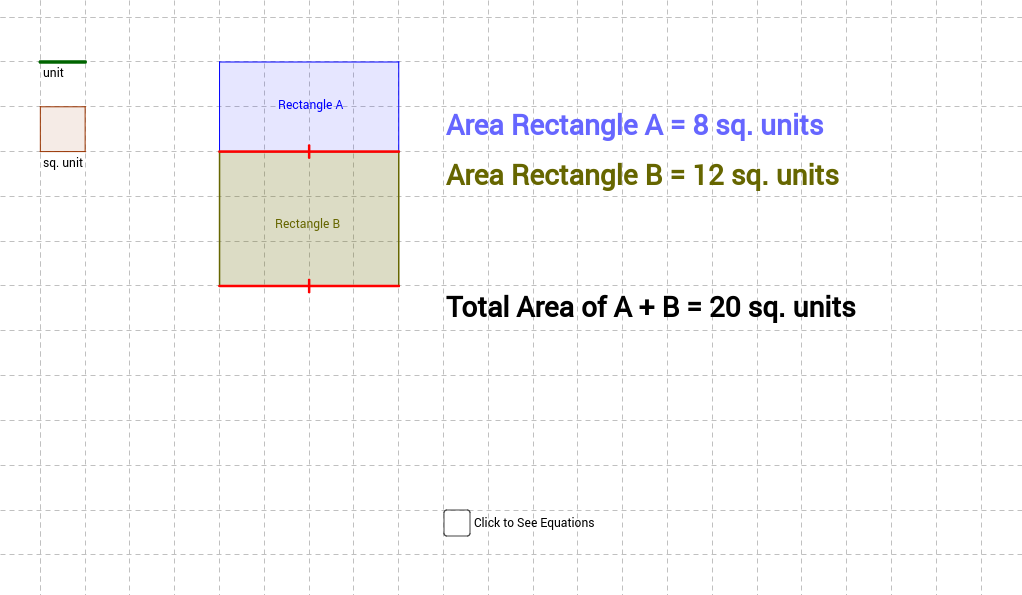 Area and Distributive Property (C)