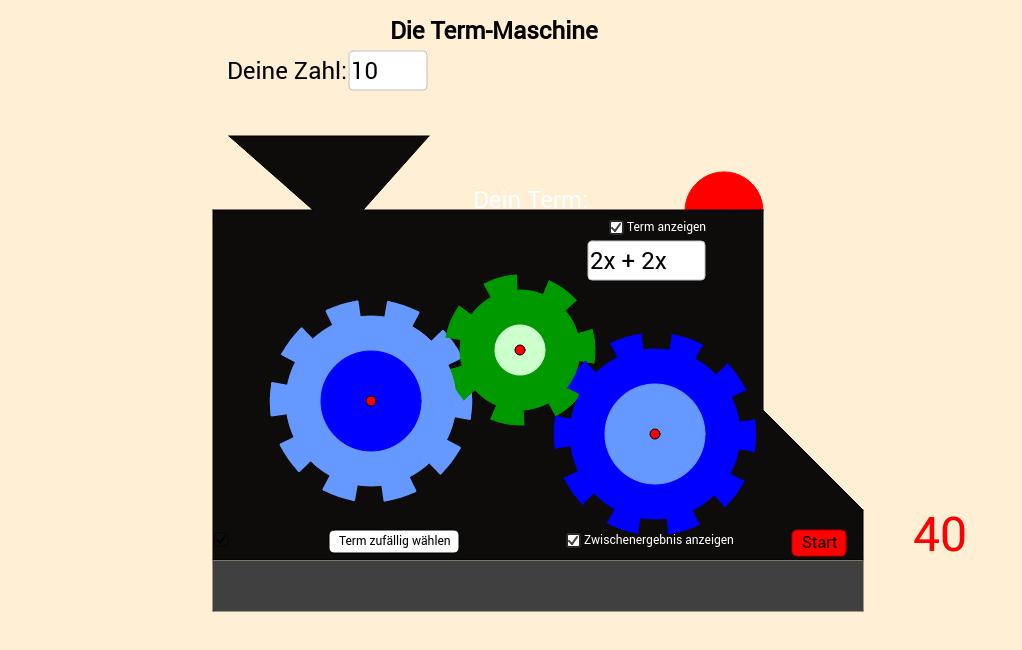 Terme 01 - Die Term-Maschine