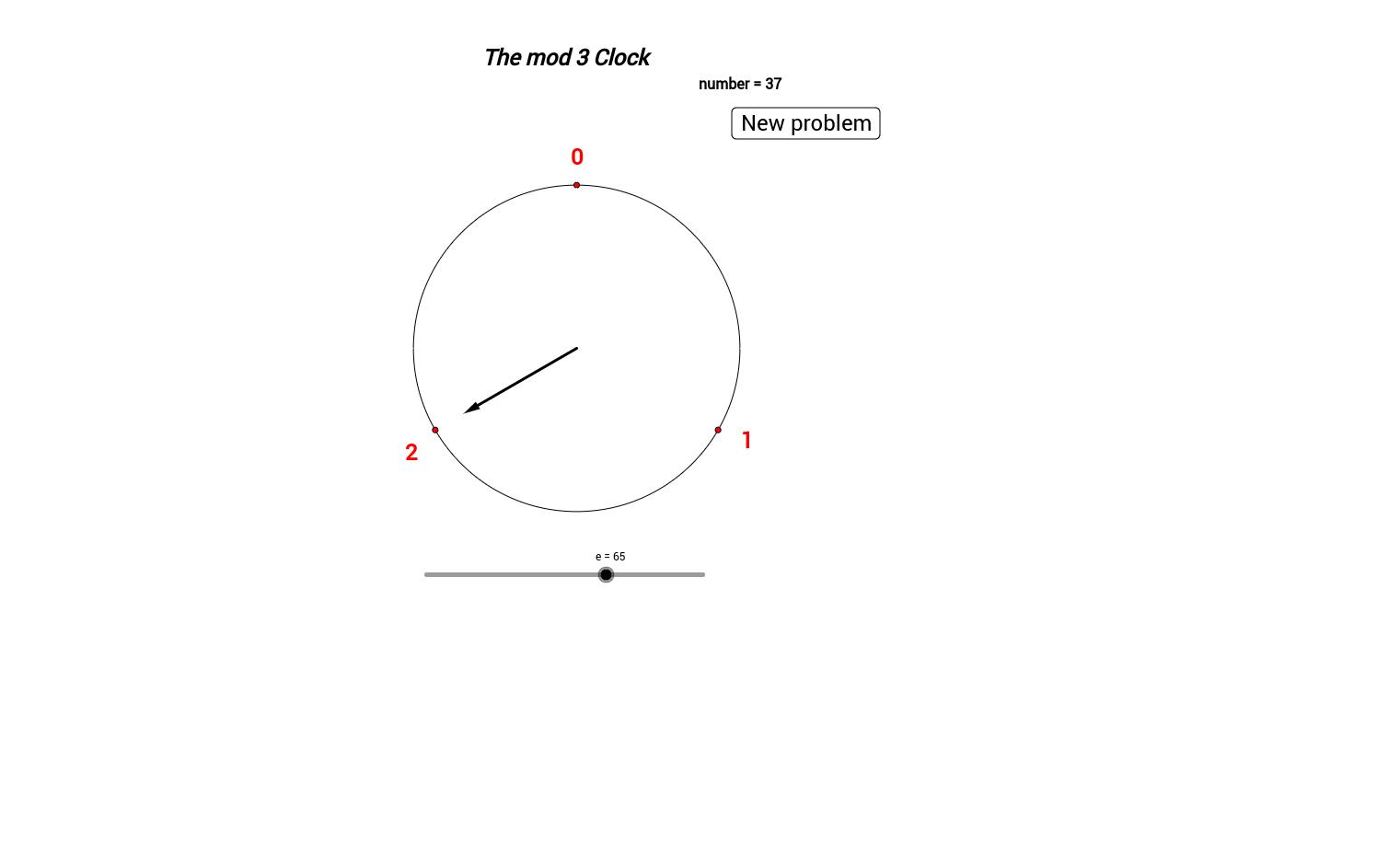 5.7 Mod3 Clock