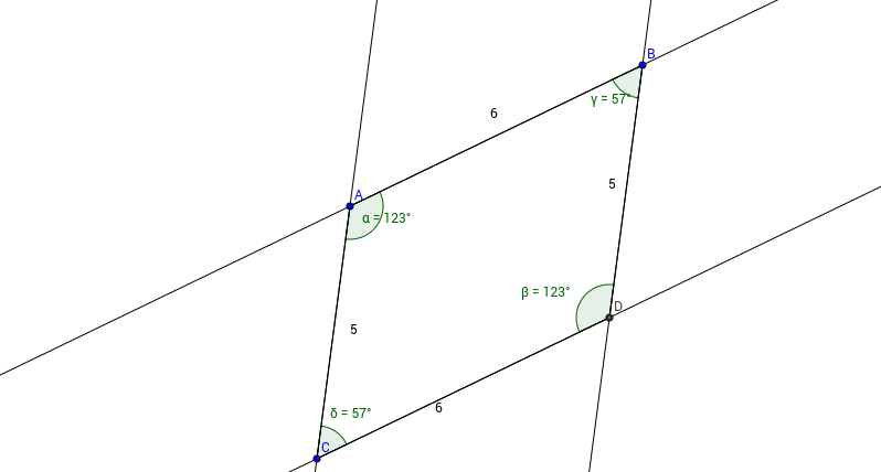 parallelogram PHS