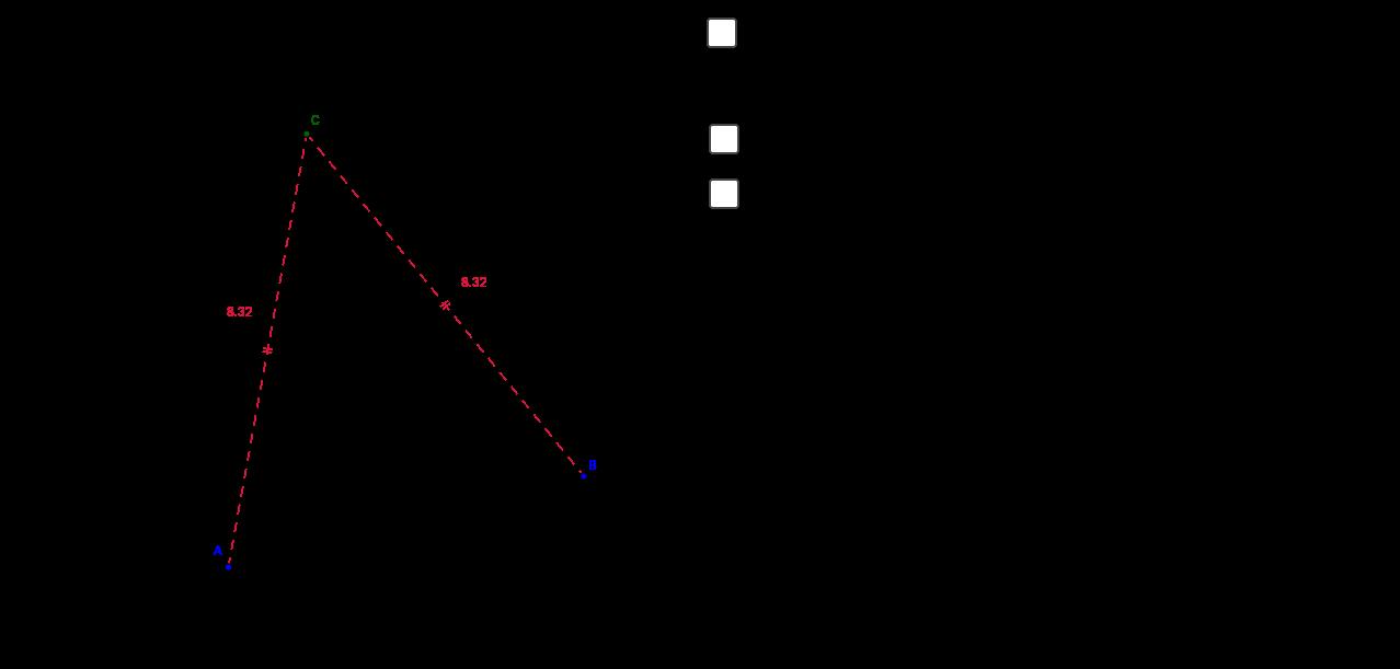 Perpendicular Bisector Theorem (Part 1)