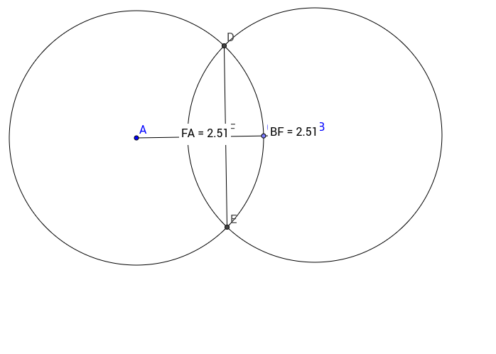 Midpoint and Perpendicular Bisector