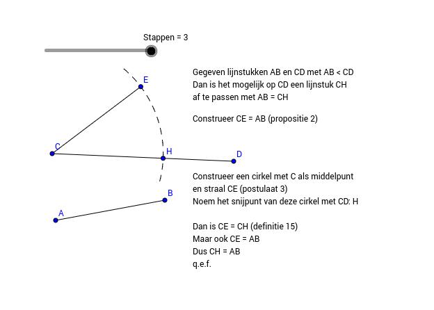 Elementen I, Propositie 3