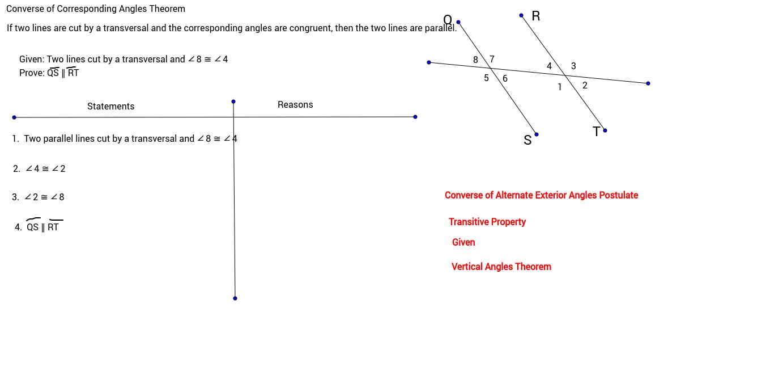 Worksheets Corresponding Angles Worksheet worksheet corresponding angles mytourvn study site converse of theorem geogebra