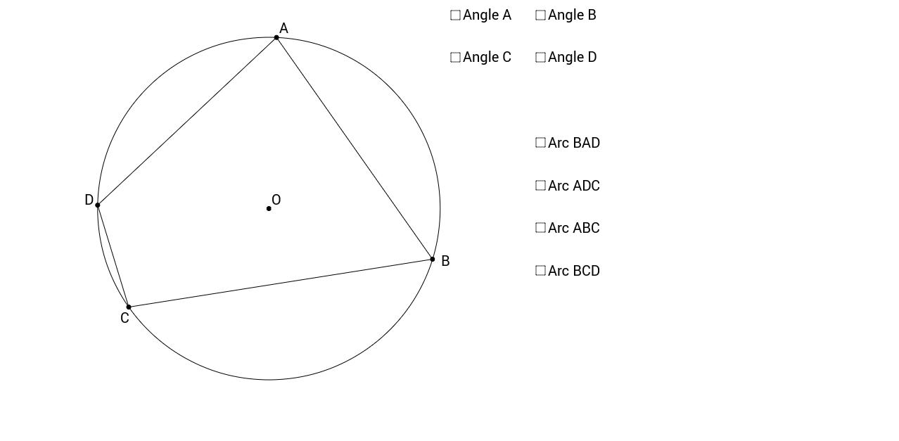 Examining the Angles of a Cyclic Polygon