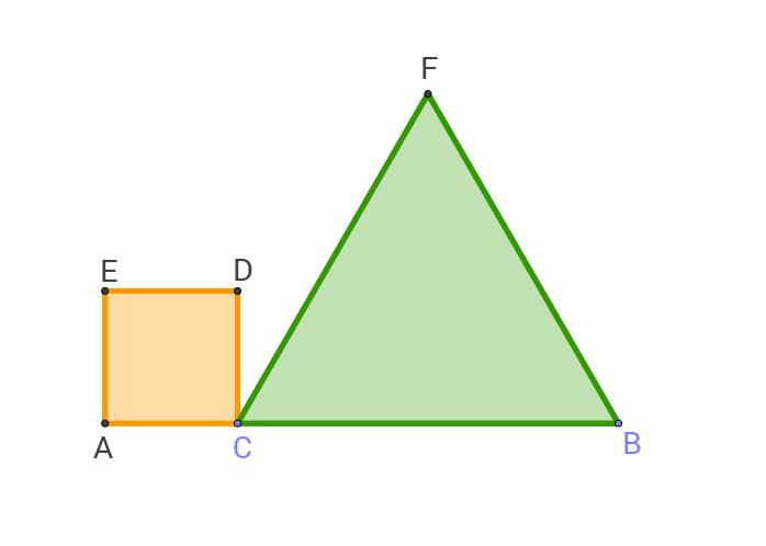 Triangle Carre
