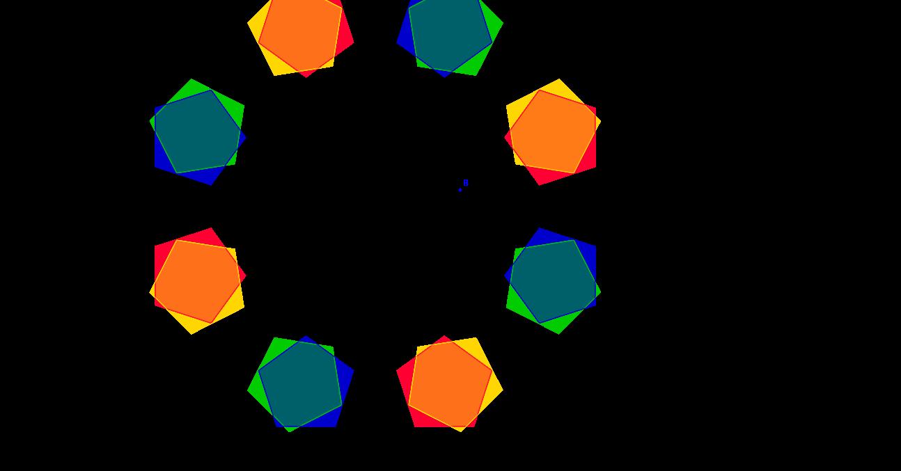 Animacja z wykorzystaniem symetrii