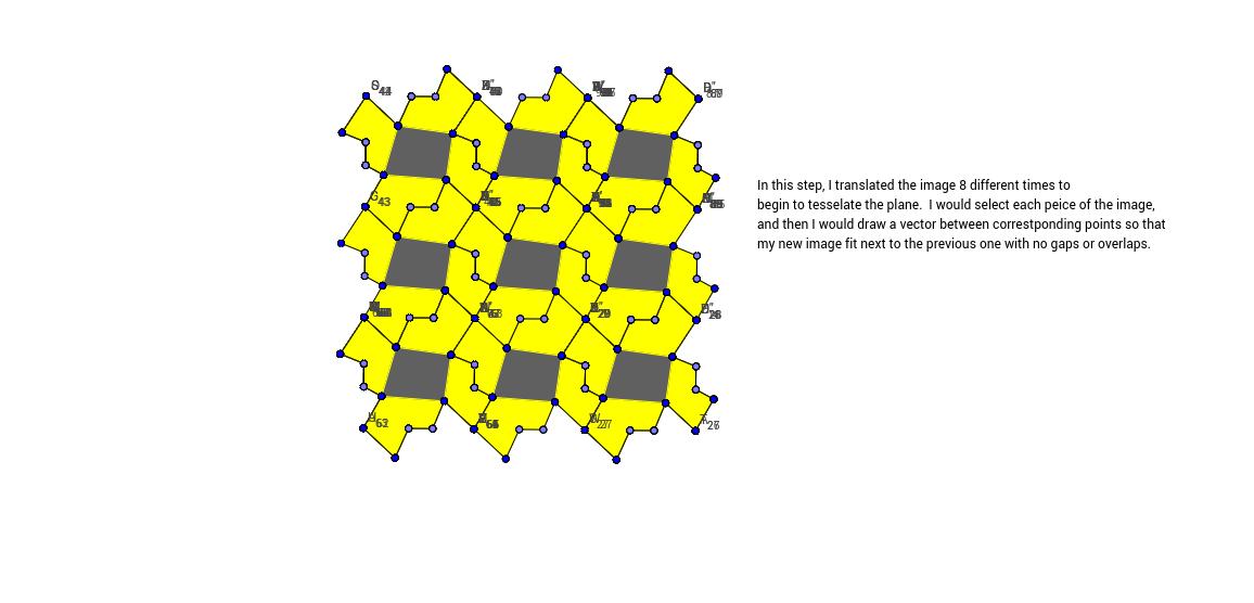 Tessellation #1 step 5