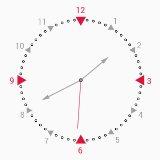 a clock-3