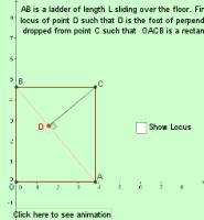 Locus Problem - Feet of Perpendicula