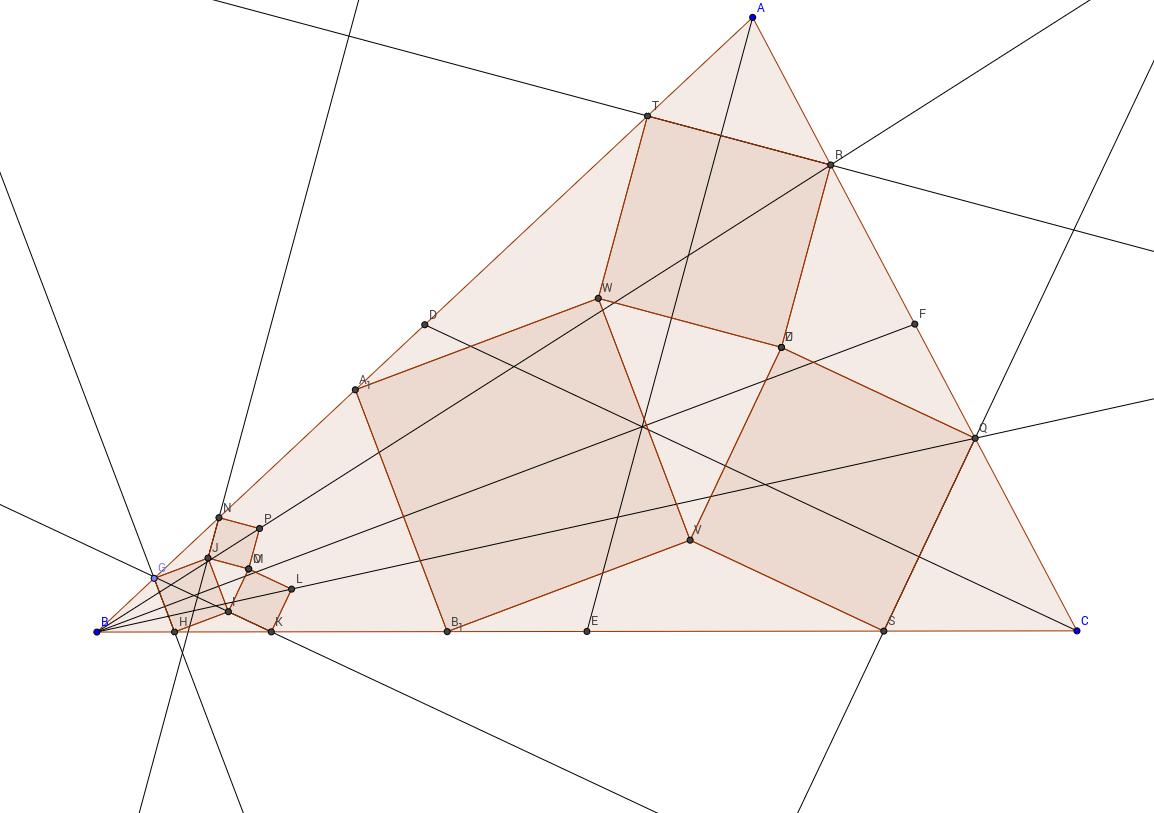 Malfatti squares
