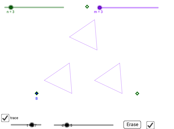 Polygonal String Art