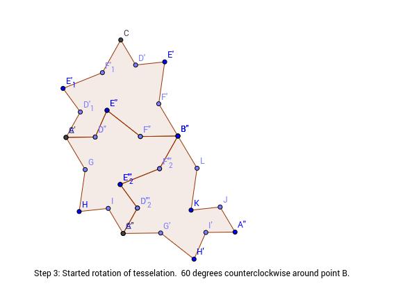 Tessellation #2 Part 3