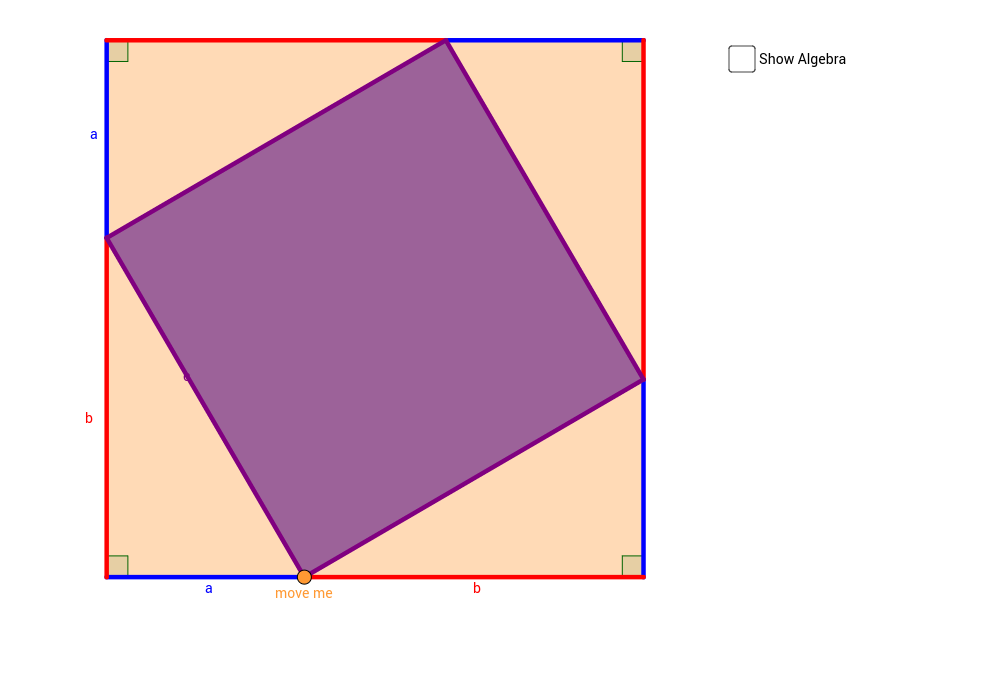 Pythagorean Theorem Proof #3