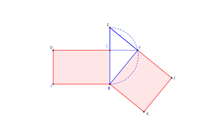 Quadrature du rectangle